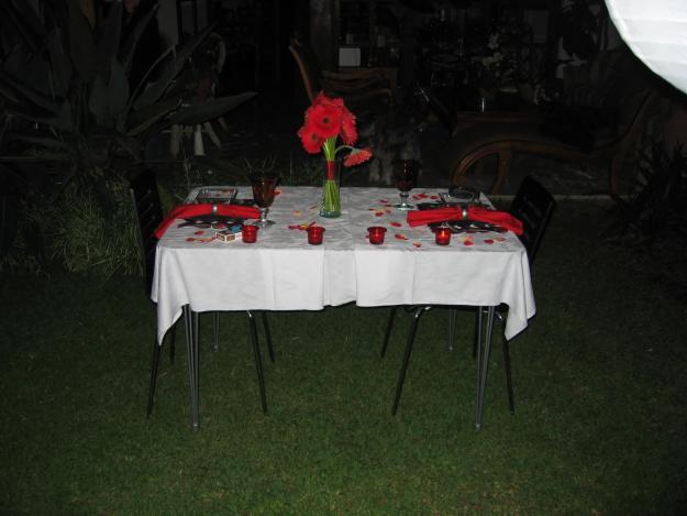 Ideas para una noche romantica con tu pareja profesion mujer for Cena romantica para mi novio